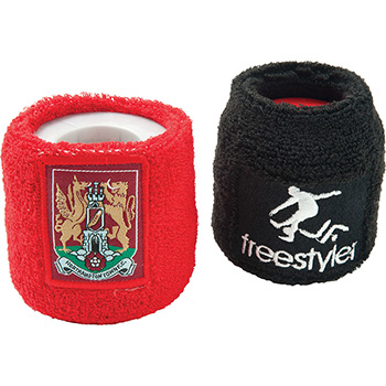 Polyester Towelling Wristband