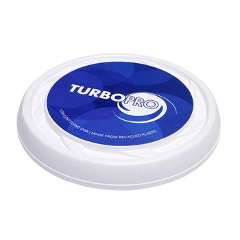 Mini TurboPro Flying Disc - White