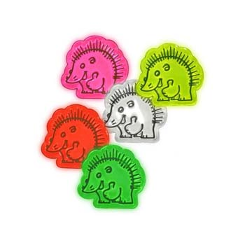 Spike the Hedgehog Stickers