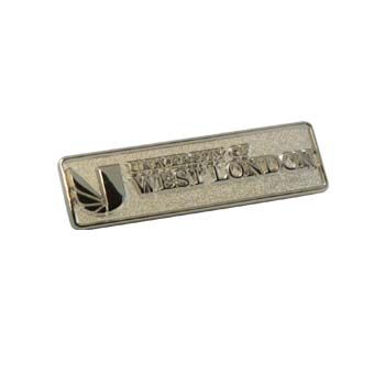 Die Stamped Lapel Pinbadge - Up to 50mm