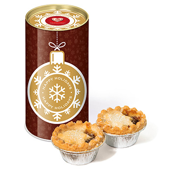 Snack Tin - Mince Pies