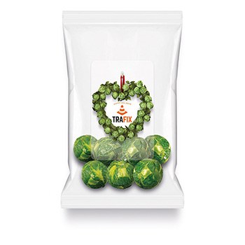 Flow Bag - Sprouts - Flat Label