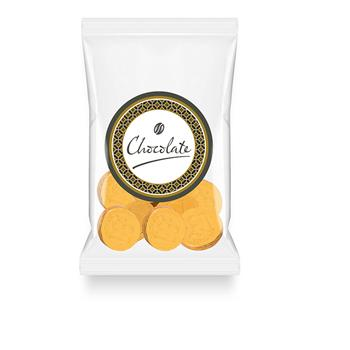 Flow Bag - PL - Gold Chocolate Coins