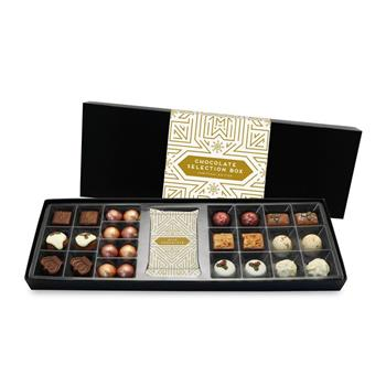 Chocolate Box - Christmas Edition Chocolates