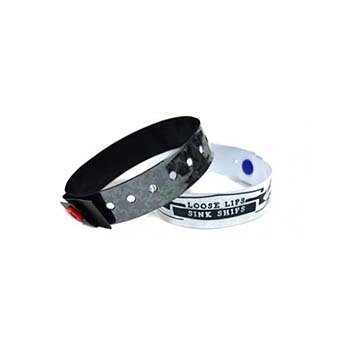 Laser Star VIP Wristbands