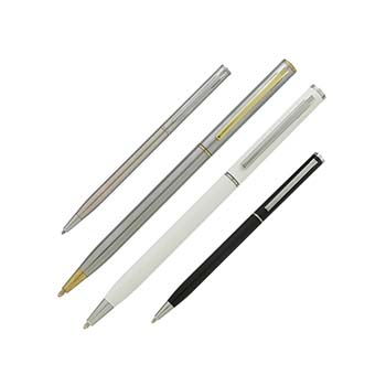 Chic Metal Twist Action Ballpen