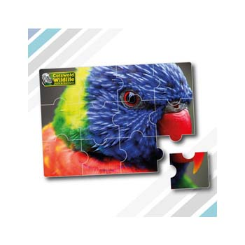 Jigsaw Fridge Magnet - 148 x 210mm