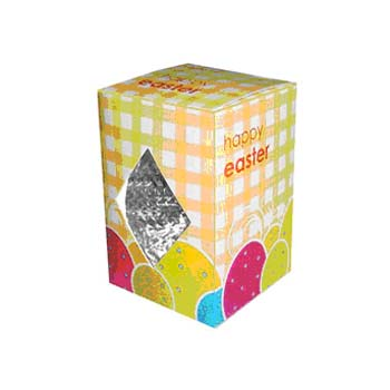 18g Milk Chocolate Hollow Easter Egg in a Box