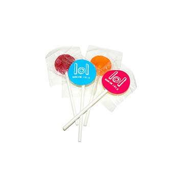 Flat Lollipop