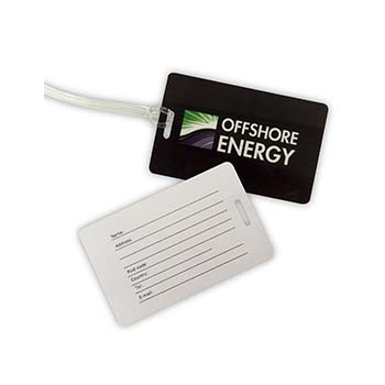 Credit Card Luggage Tag - 1 Card