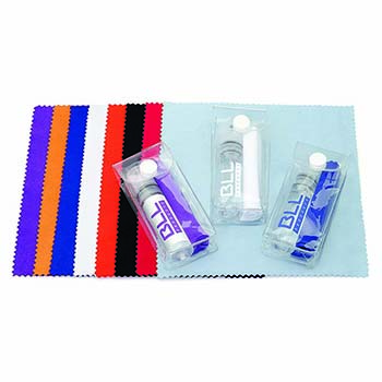 Mini 2 Piece Screen and Glasses Cleaning Kit (7.5ml)