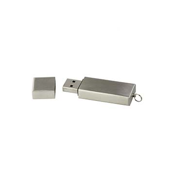 Metal USB Flash Drive - 4GB
