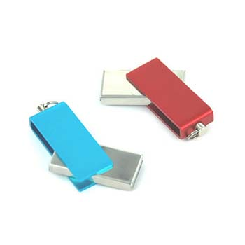 Mini USB Flash Drive - 2GB