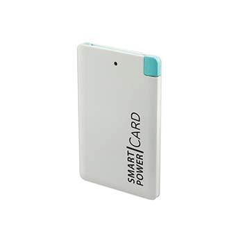 Smart Power Card - 2400mAh