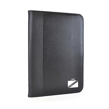 Pickering A4 Zipped Calculator Conference Folder
