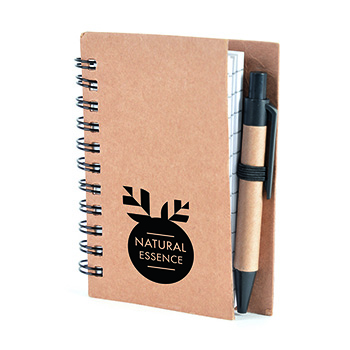 Nash A7 Notebook and Pen set