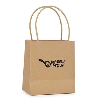 Brunswick Natural Paper Bag Small