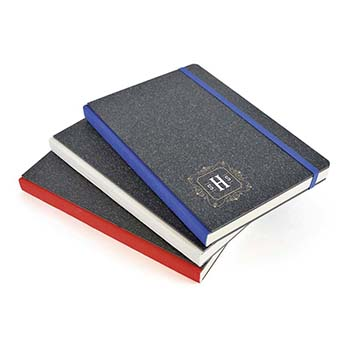 Kendal A5 recycled hard backed notepad