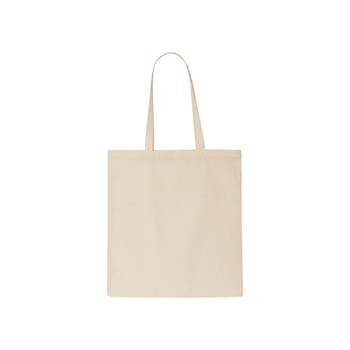 8oz Natural Cotton Shopper with 60cm handles