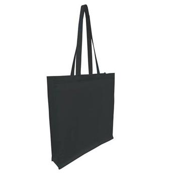 10oz Cotton Canvas Bag - Black