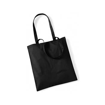 5oz Dyed Cotton Shopper - 60cm Handles