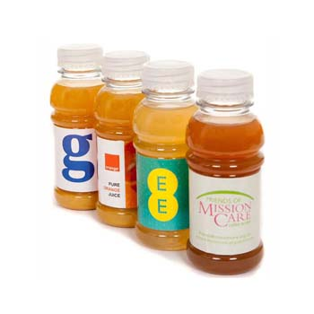 250ml Bottled Fruit Juice - PET Bottles