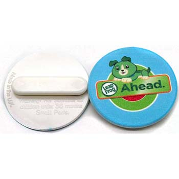 45mm Eco Badge