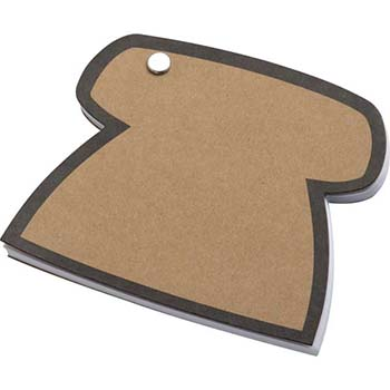 Shaped Notebook