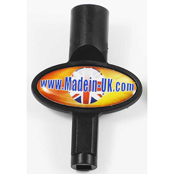 Magnetic Radiator Key