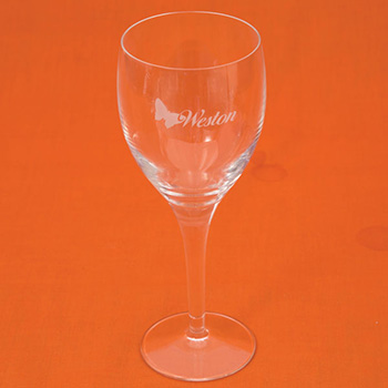 Michael Angelo Crystal Goblet