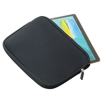 10 inch Neoprene Zipped Laptop Sleeve