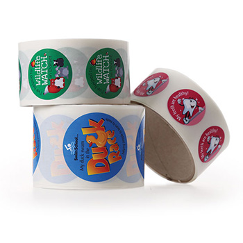 Paper Sticker Roll - 30mm