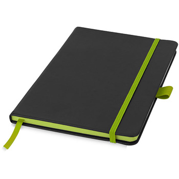 A5 Colour Edge Notebook