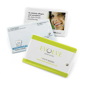 Dental Floss Credit Card