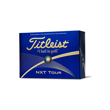 Titleist NXT Tour Golf Ball