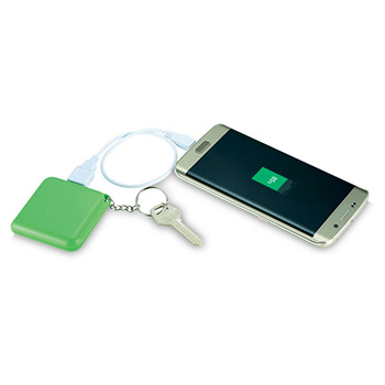 Emergency Key Ring 1800mAh Powerbank