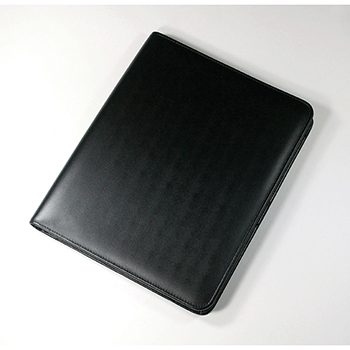 Malvern Smooth Leather A4 Conference Folder
