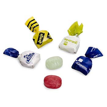 Hard Boiled Candy - Single Twist Wrapper