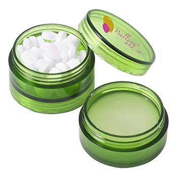 Sugar Free Mints and Separate Lip Balm