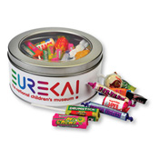 Branded Tins of Sweets