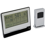 Weather Station Clocks